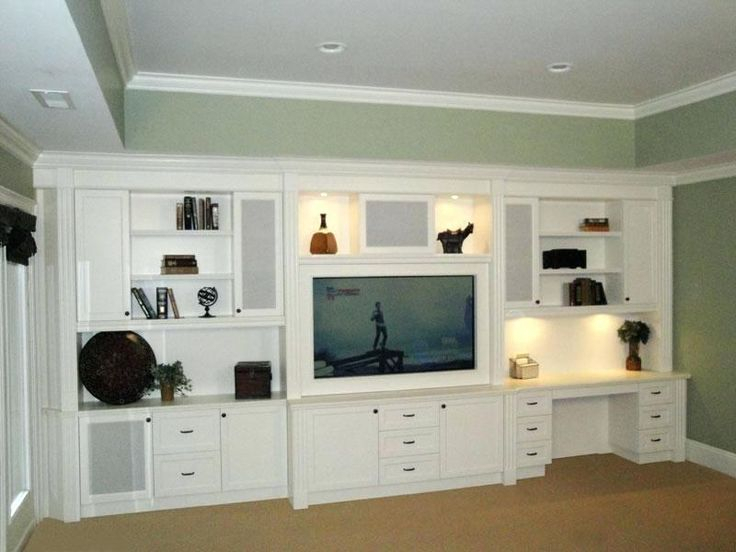 Entertainment Center Computer Desk Combo Unbelievable With In Tv Stand Computer Desk Combo (View 6 of 15)