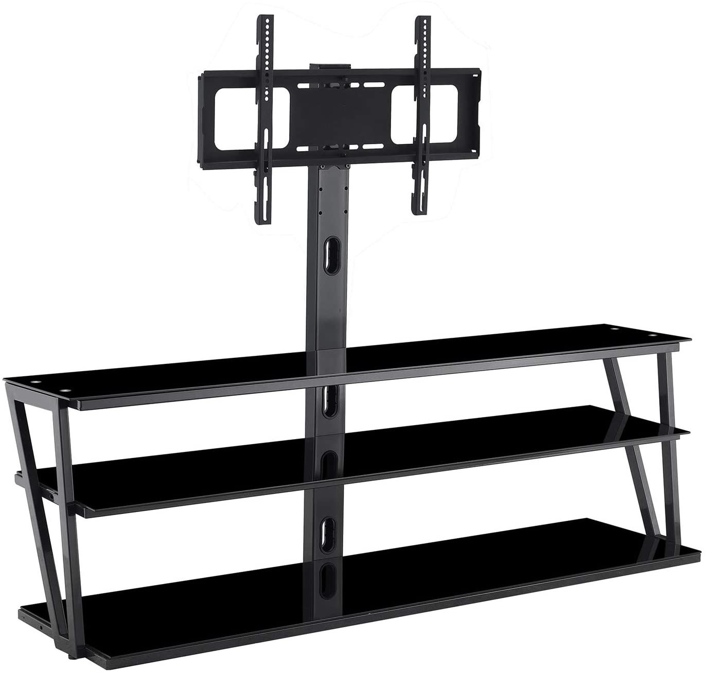 """Floor Tv Stand Tvs, Universal Tv Stand For 32 65 Inch Regarding Paulina Tv Stands For Tvs Up To 32"""" (View 13 of 15)"""