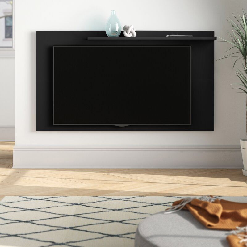 """Foundstone™ Hayward Floating Entertainment Center For Tvs With Aaliyah Floating Tv Stands For Tvs Up To 50"""" (View 15 of 15)"""