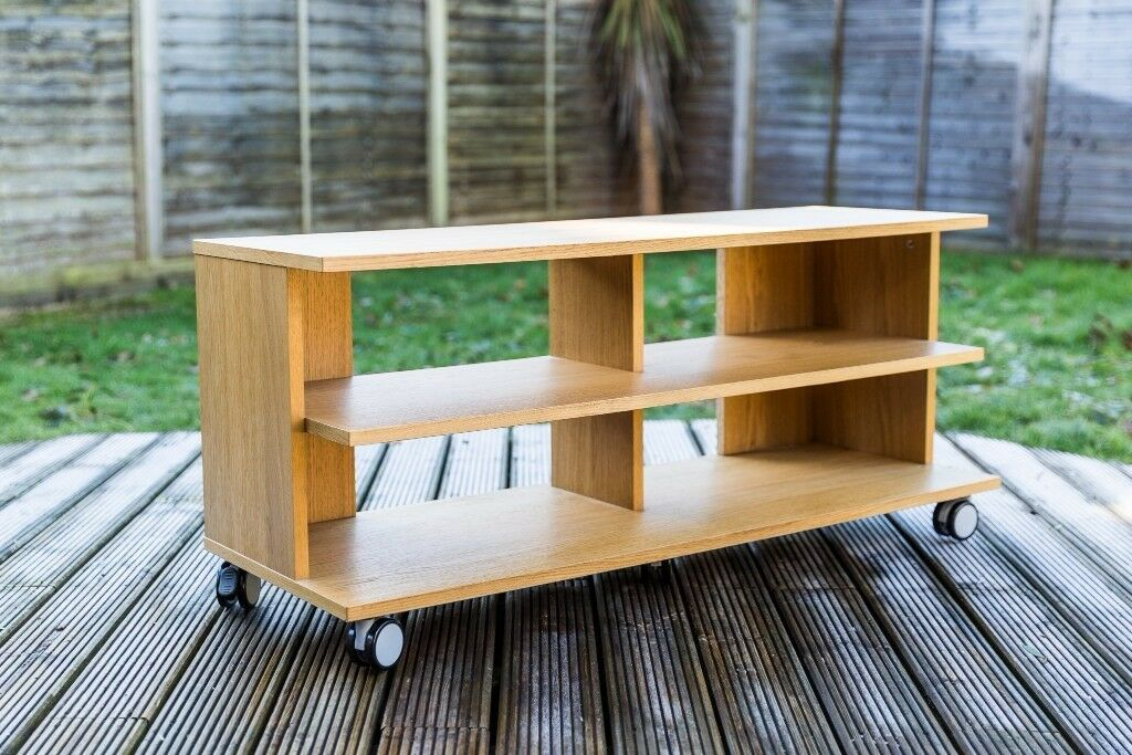 Ikea Benno – Tv Stand / Unit / Cabinet Beech Wooden | In Intended For Tv Stands At Ikea (View 4 of 15)