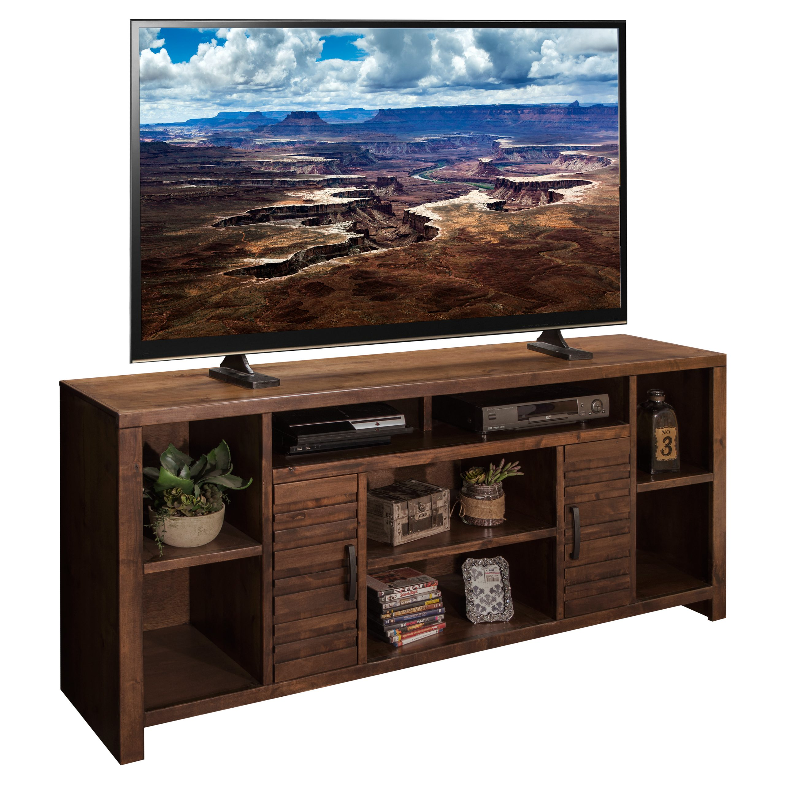 Legends Furniture Sausalito Tv Console – Tv Stands At For Slim Tv Stands (View 9 of 15)