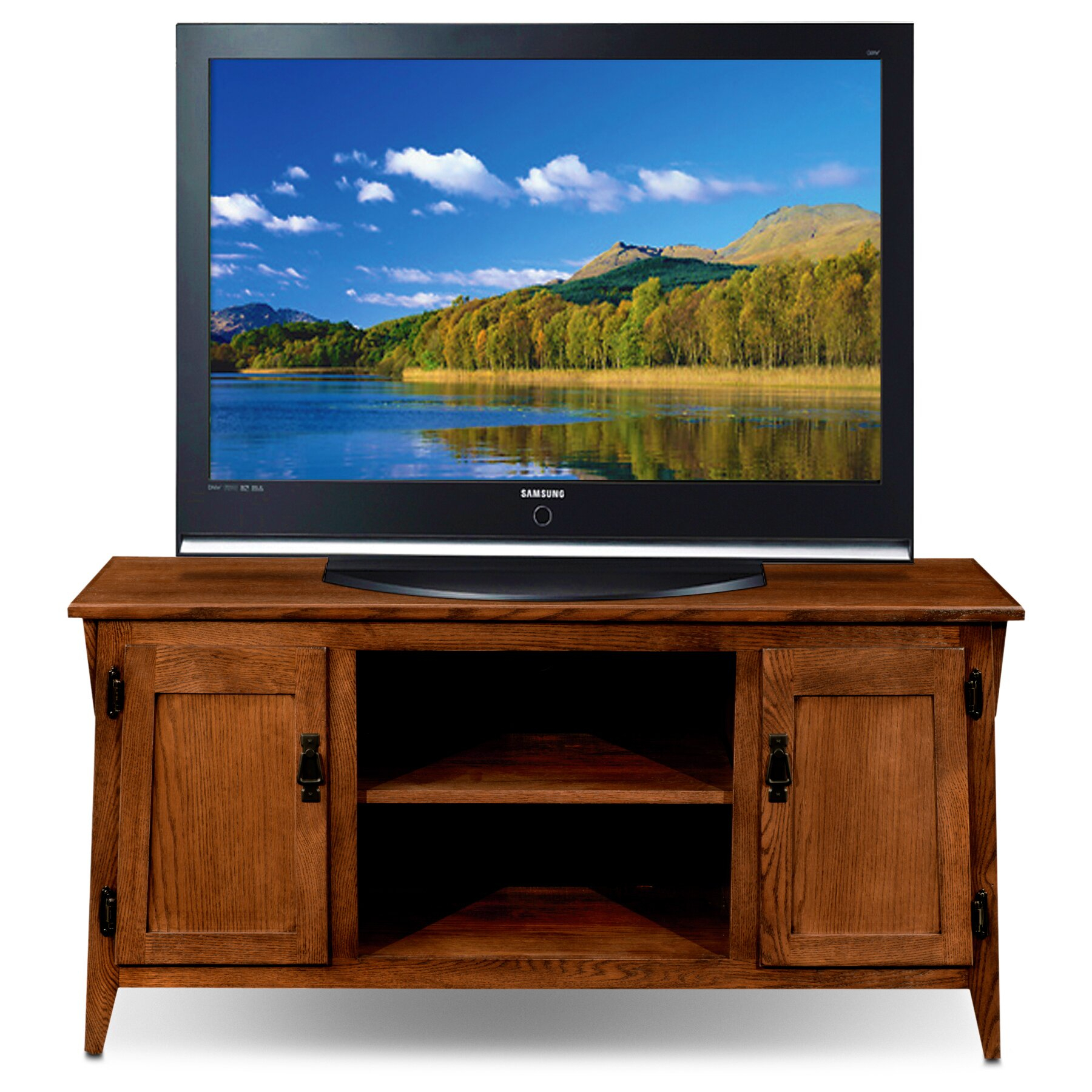 Leick Tv Stand & Reviews   Wayfair (View 4 of 15)
