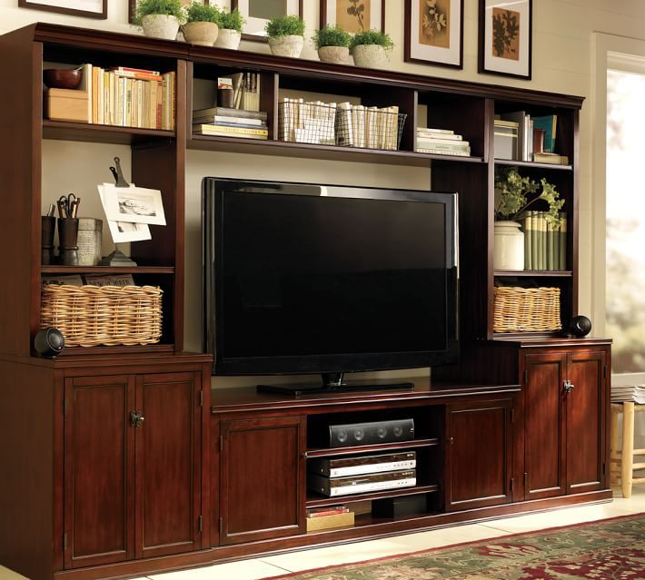 Logan 5 Piece Entertainment Center | Fireplace Intended For Logan Tv Stands (View 9 of 15)