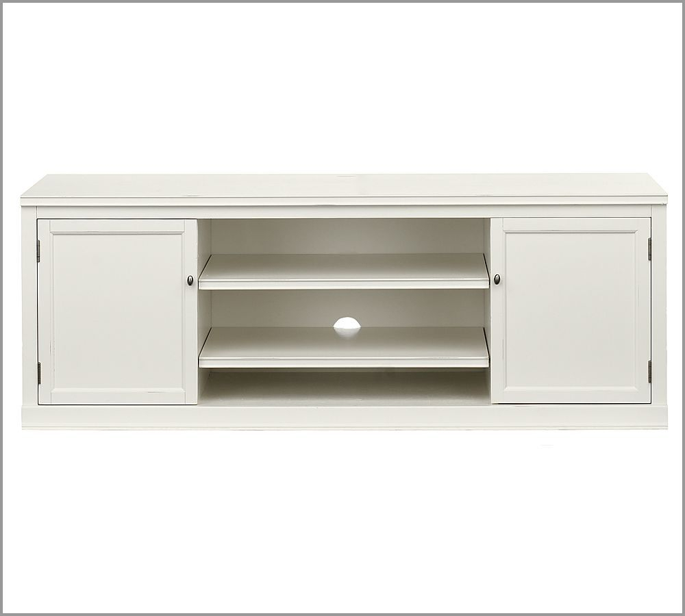 Logan Large Tv Stand | Pottery Barn | Large Tv Stands, Tv Pertaining To Logan Tv Stands (View 14 of 15)