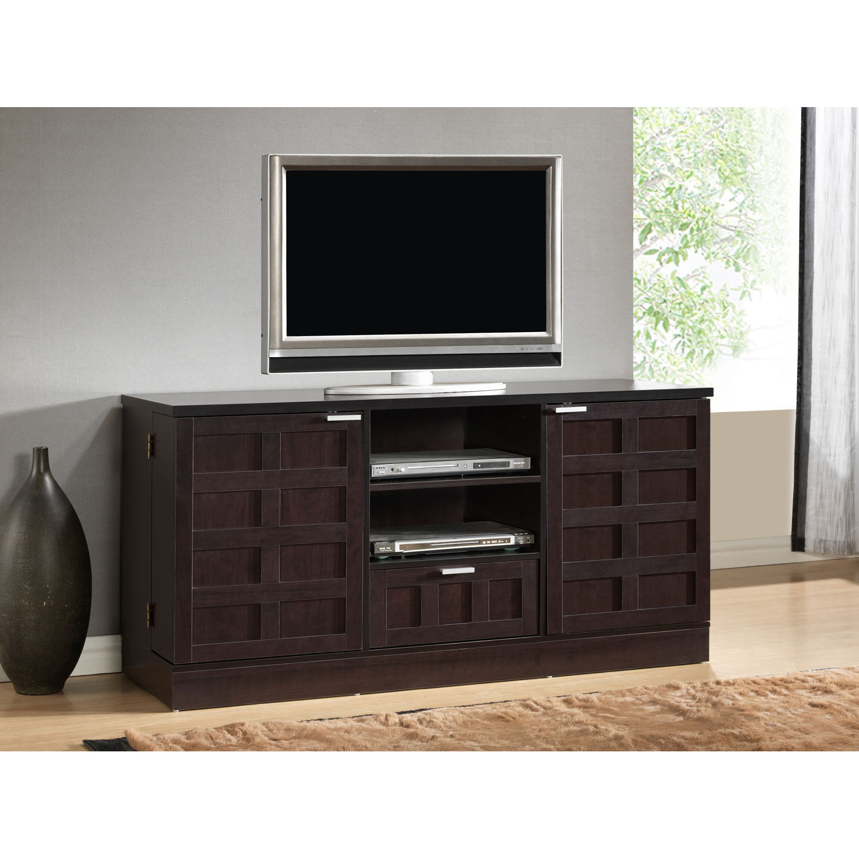 Long Media Cabinet For Your Living Room – Homesfeed Regarding Tv Stands Cabinets (View 5 of 15)