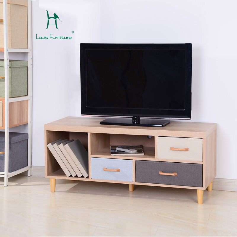 Louis Fashion Tv Stands Small Size Cabinet Living Room Inside Small Tv Tables (View 3 of 15)