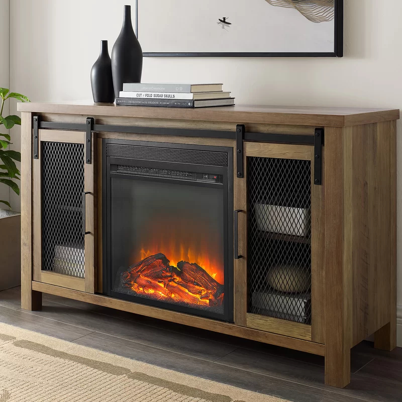 Mahan Tv Stand For Tvs Up To 55 Inches With Fireplace With Joss And Main Tv Stands (View 13 of 15)