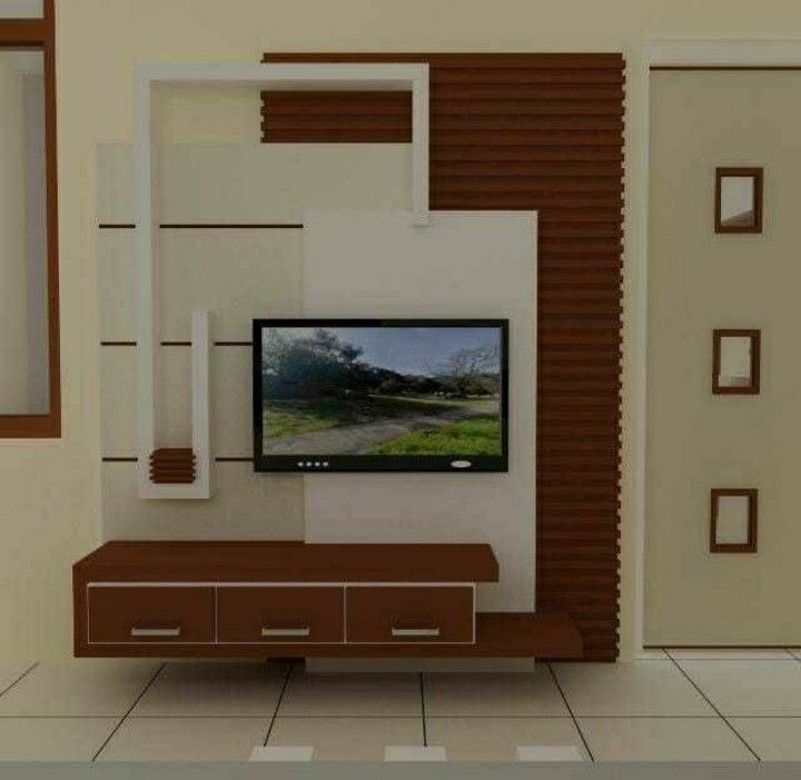 Nyyccc | Wall Tv Unit Design, Tv Unit Furniture Design, Tv With Priya Tv Stands (View 1 of 17)