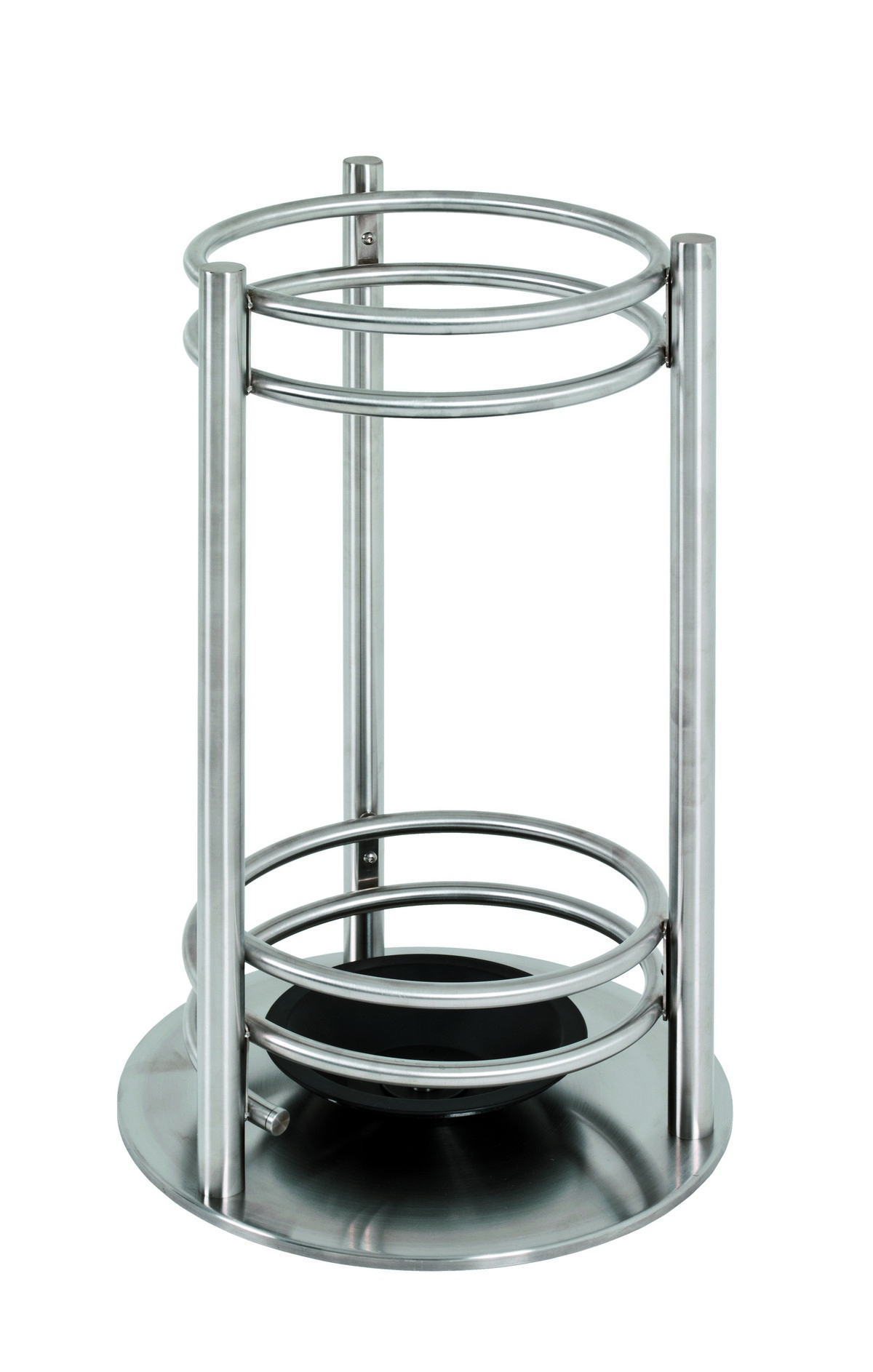 Santiago Stainless Steel Umbrella Stand Intended For Santiago Tv Stands (View 8 of 15)