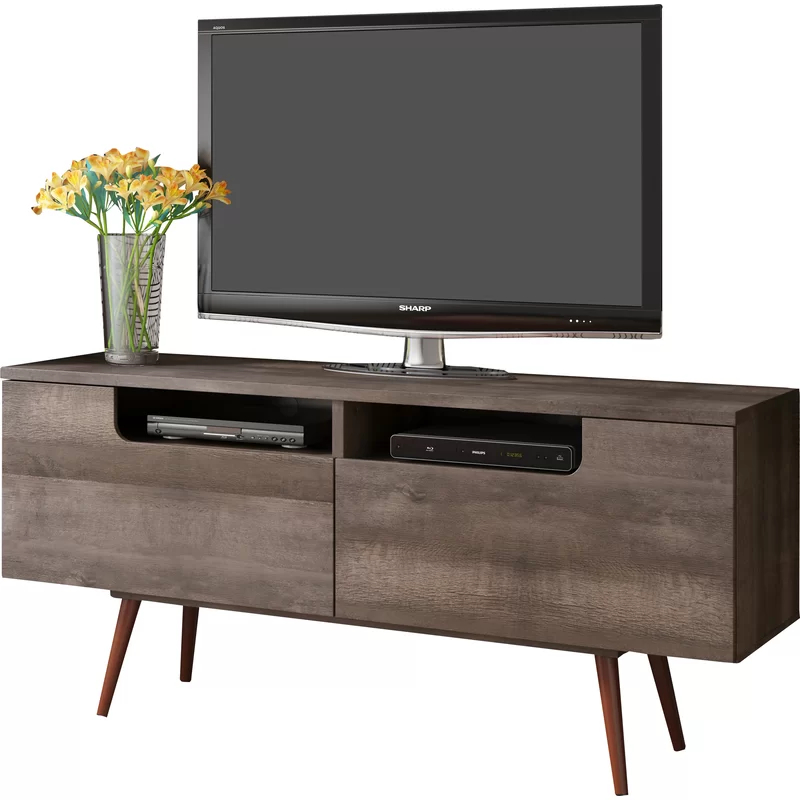 """Shanice Tv Stand For Tvs Up To 60"""" & Reviews   Joss & Main With Regard To Joss And Main Tv Stands (View 7 of 15)"""