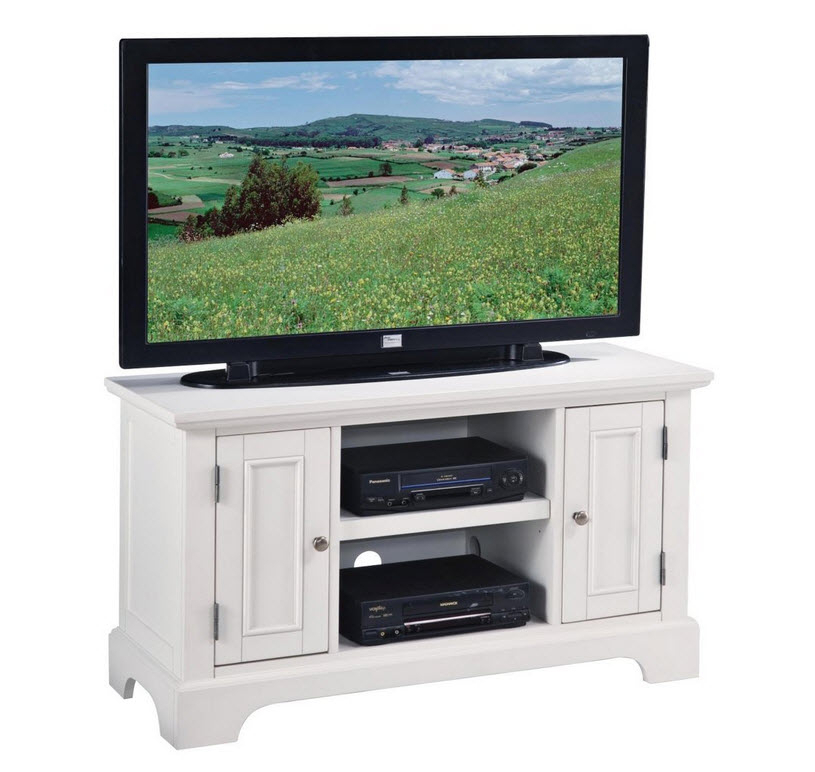 Small White Tv Stand – Furniture Table Styles Within Small Tv Tables (View 7 of 15)