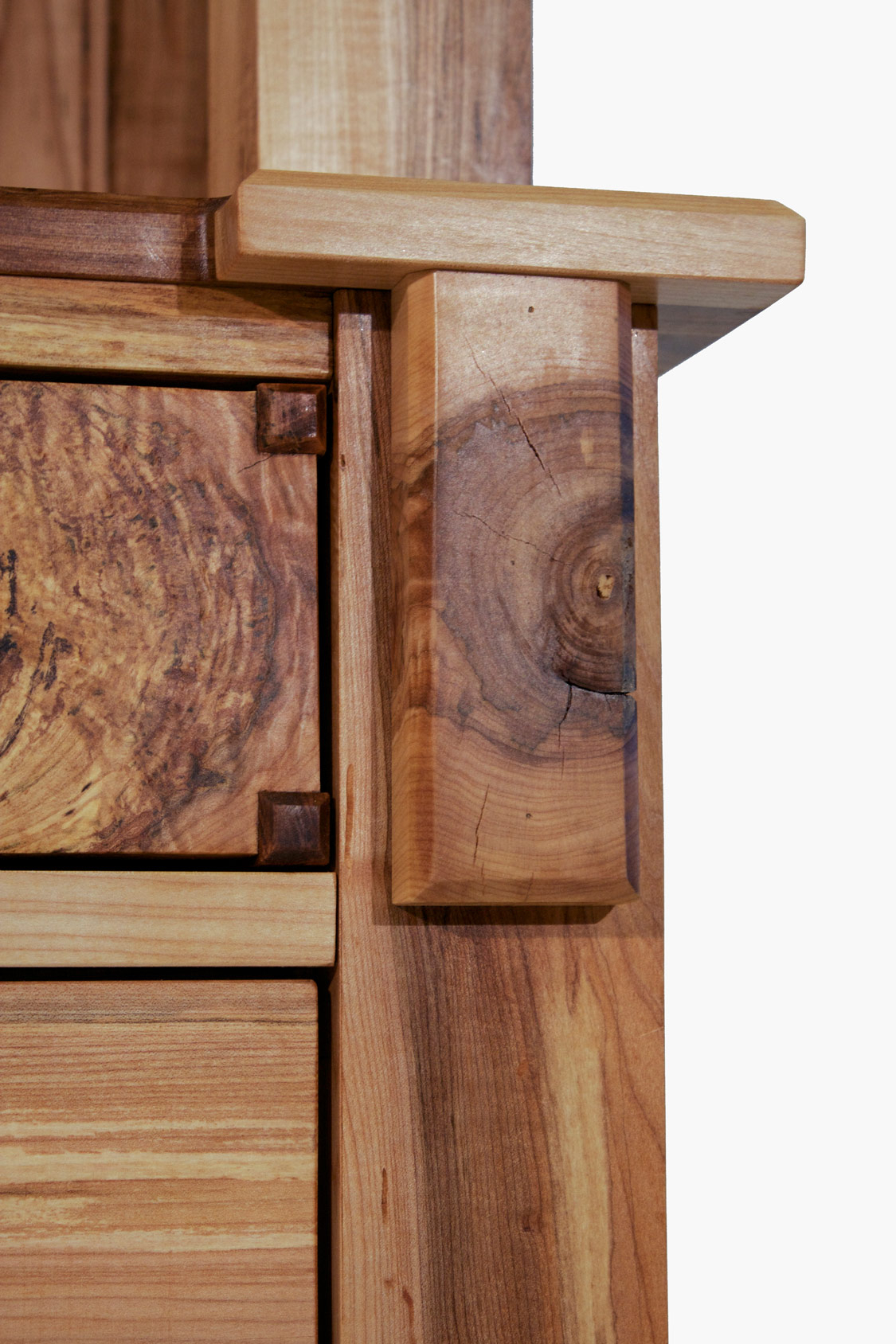 Spalted Maple Tv Cabinet | Live Edge Creations With Regard To Maple Tv Cabinets (View 10 of 15)