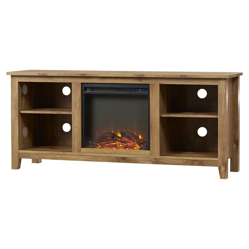 """Sunbury Tv Stand For Tvs Up To 65"""" With Fireplace Included Pertaining To Sunbury Tv Stands For Tvs Up To 65"""" (View 7 of 15)"""