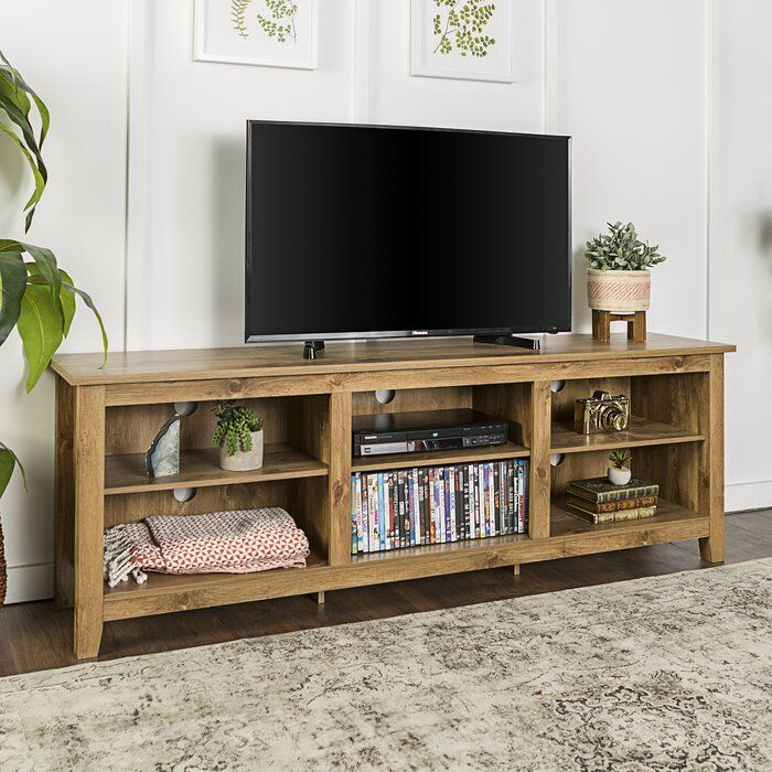"""Sunbury Tv Stand For Tvs Up To 78"""" With Fireplace Included In Sunbury Tv Stands For Tvs Up To 65"""" (View 3 of 15)"""