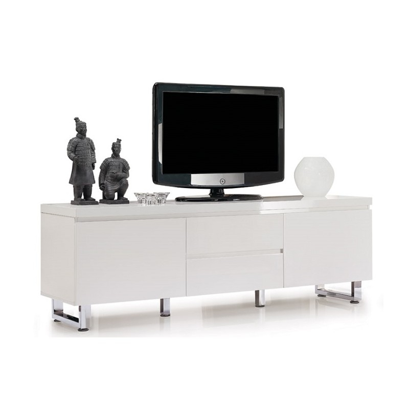 Sydney Iii – High Gloss Tv Unit – Tv Stands (372) – Sena With Regard To Santiago Tv Stands (View 3 of 15)