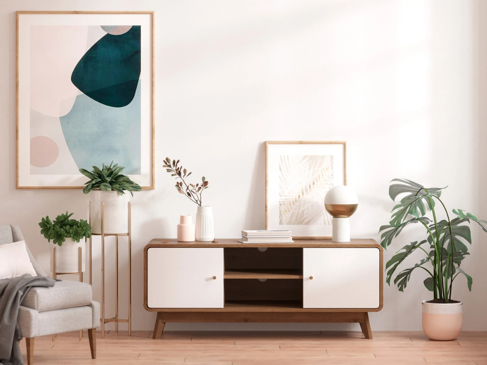 Tv Cabinet Entertainment Unit (freya Collection Regarding Freya Wide Tv Stands (View 8 of 15)