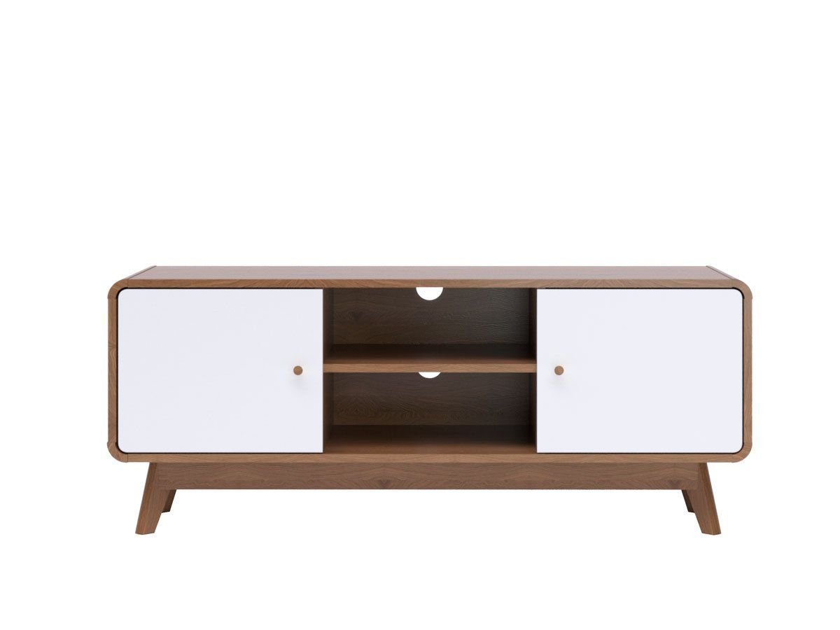 Tv Cabinet Entertainment Unit (freya Collection) | Tv Pertaining To Freya Wide Tv Stands (View 7 of 15)