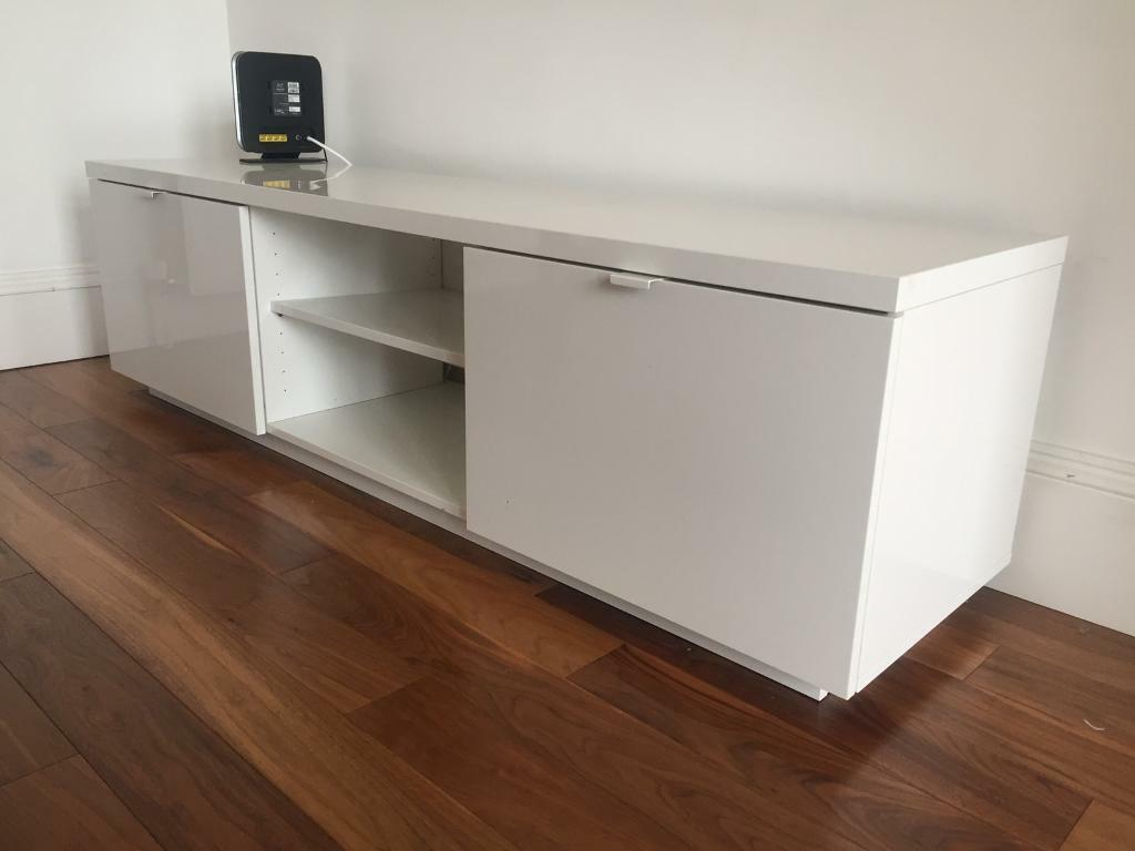 Tv Stand Ikea – Few Months Of Use, Perfect Condition! | In With Tv Stands At Ikea (View 1 of 15)