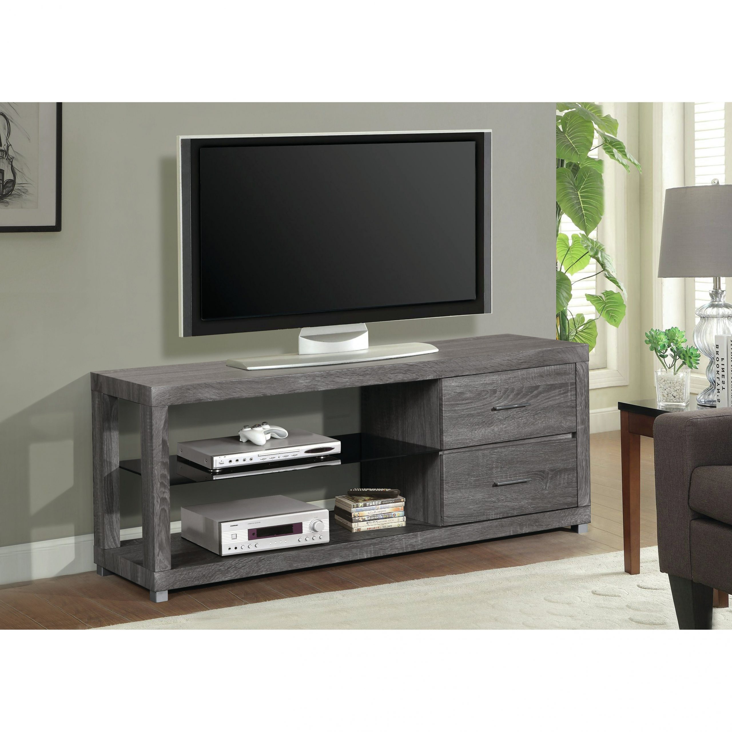 Wade Logan® Stockwood Tv Stand | Tv Stand With Storage, Tv Throughout Logan Tv Stands (View 1 of 15)