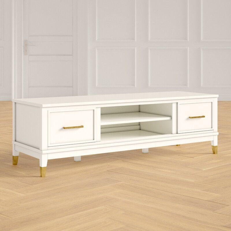 """Westerleigh Tv Stand For Tvs Up To 65"""" & Reviews   Joss Intended For Joss And Main Tv Stands (View 3 of 15)"""