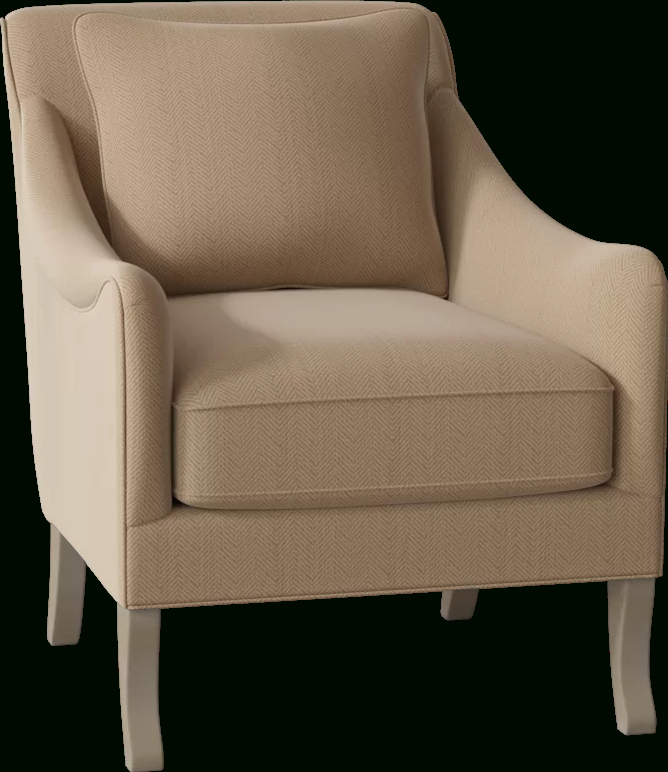 """Winthrop 30"""" Wide Armchair   Side Chairs, Comfortable Regarding Debbie Coil Sectional Sofas (View 11 of 15)"""