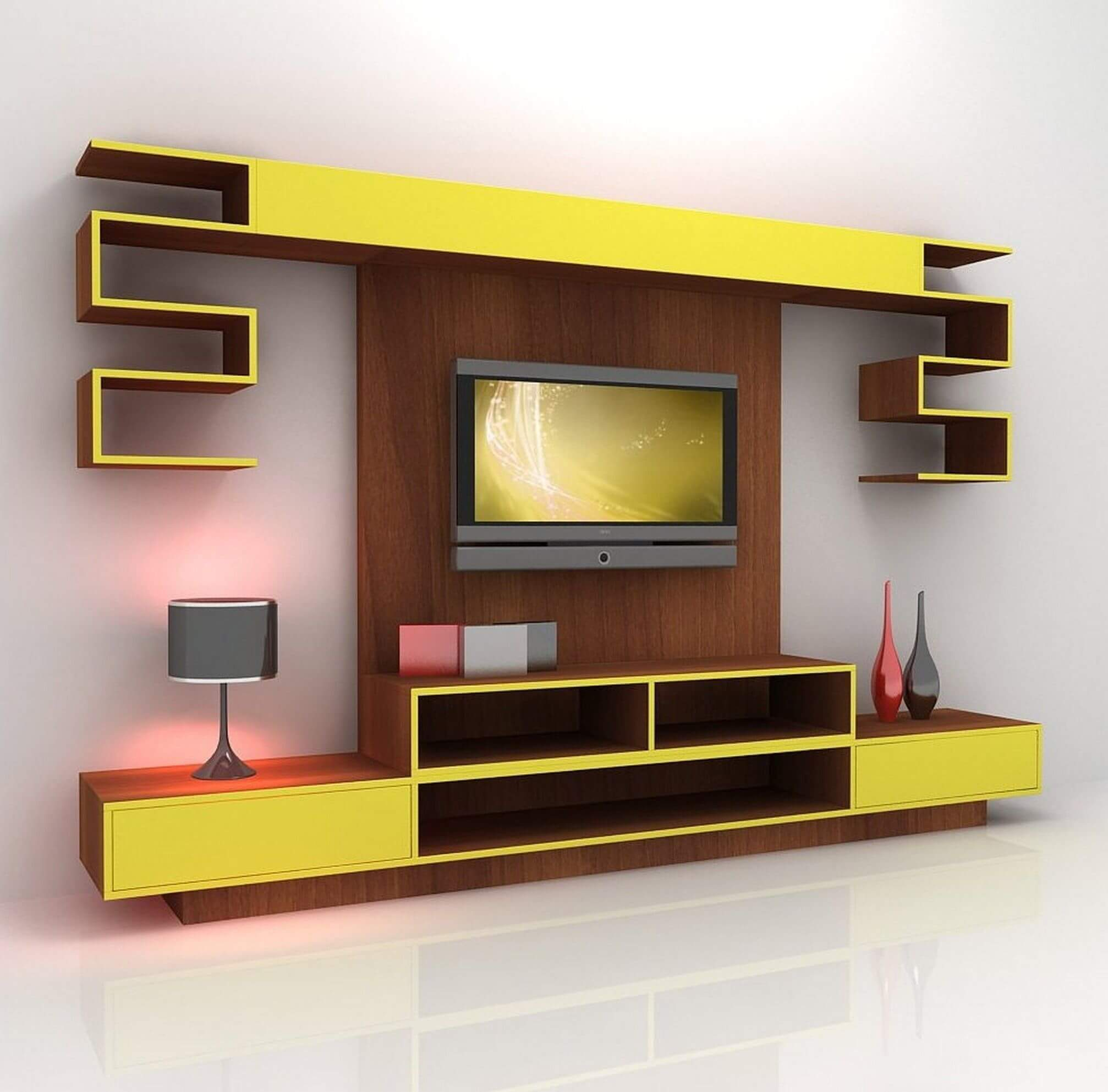 18 Best Attractive Tv Stand Designs That You Obviously In Priya Tv Stands (View 10 of 17)