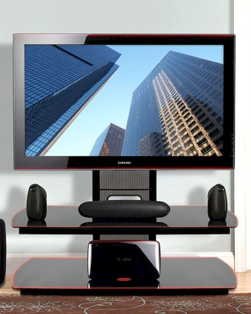 Bello – Flat Panel Tv Stand Be Sfp 9901hg Regarding Priya Tv Stands (View 8 of 17)