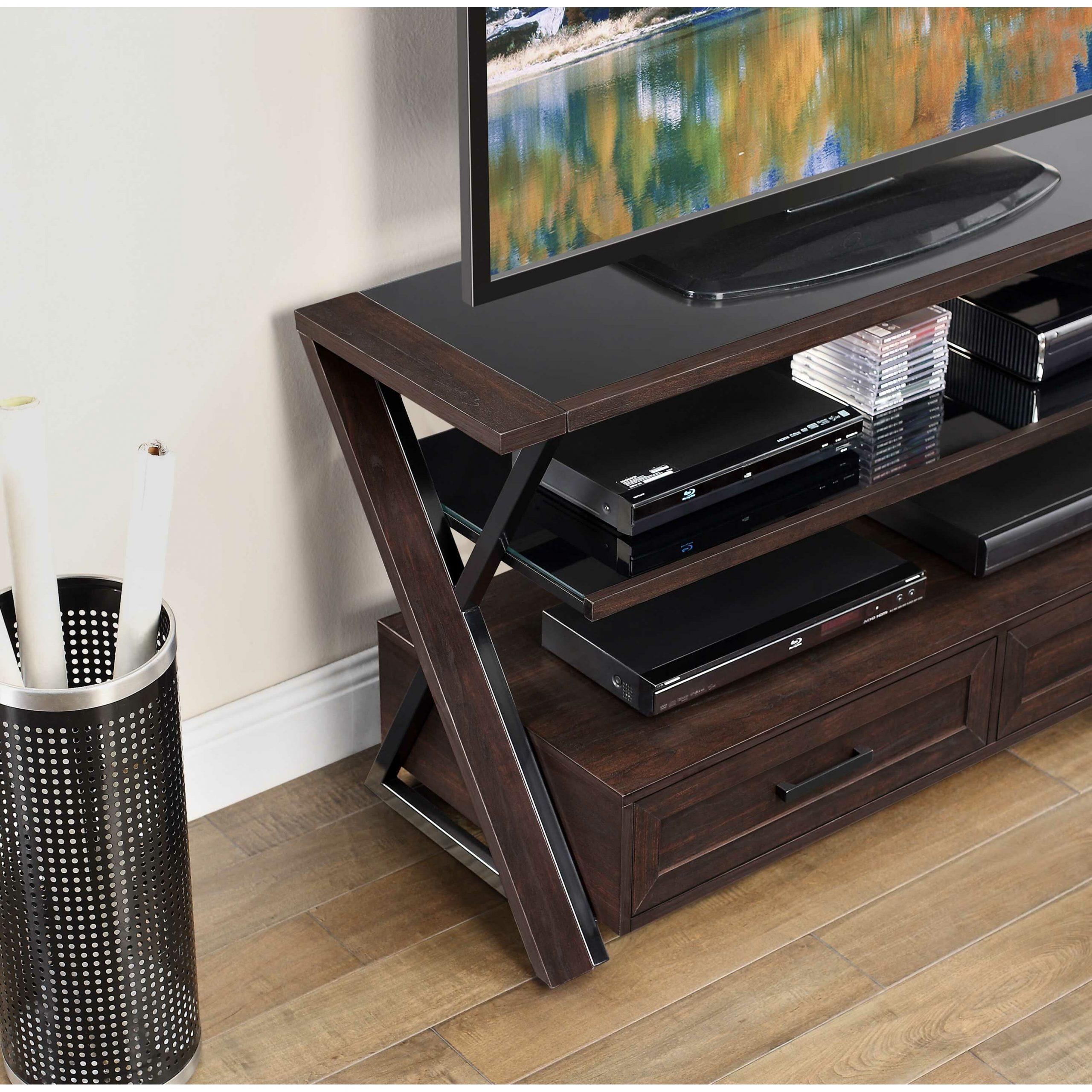 Whalen Furniture Stinson Tv Stand & Reviews | Wayfair Inside Priya Tv Stands (View 5 of 17)