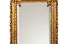 Rococo Gold Mirrors