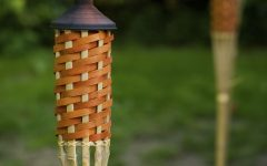 Outdoor Tiki Lanterns