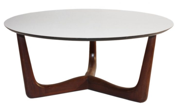 Glass Round Modern Coffee Tables
