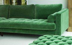 Mint Green Sofas