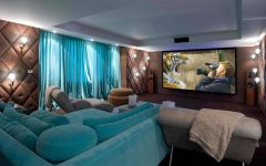 Theater Room Sofas