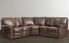 Leather Motion Sectional Sofas