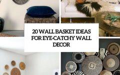 Woven Basket Wall Art