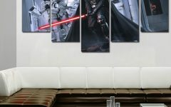 Darth Vader Wall Art