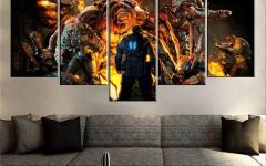 Multi Panel Wall Art