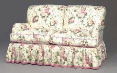 Yellow Chintz Sofas