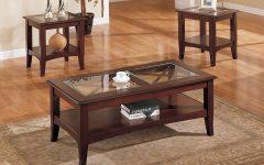 Mahogany Coffee Tables