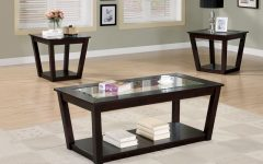 Coffee and Side Table Sets