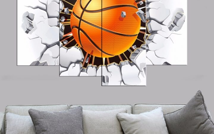 Basketball Wall Art