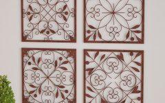 4 Piece Wall Decor Sets
