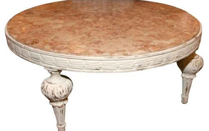 Small and Large Round Coffee Tables for Sale