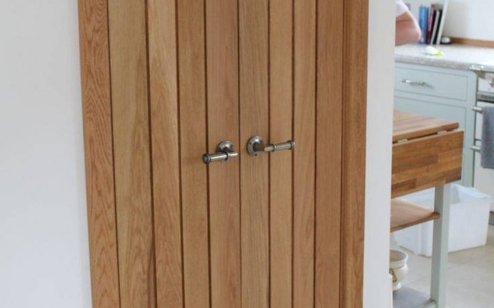 Solid Wood Fitted Wardrobe Doors
