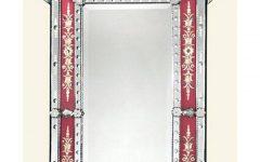 Venetian Tray Mirrors