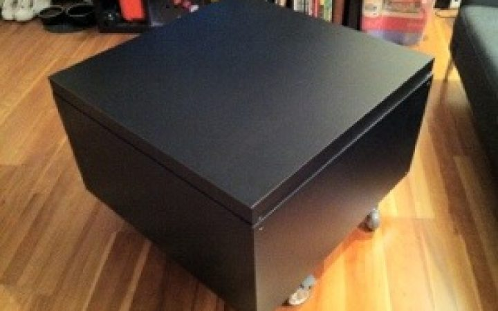 Coffee Table with Drawers Ikea