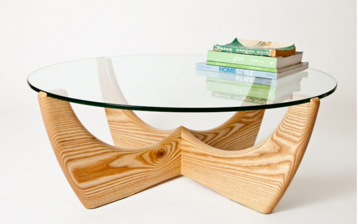 New Glass Coffee Tables