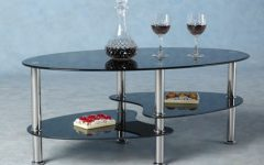 Black Modern Coffee Tables