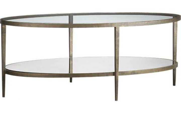 Perfect Bronze Glass Coffee Table