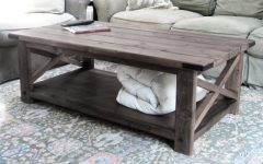 Cheap Rustic Coffee Table
